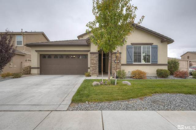 10614 Brittany Park Dr., Reno, NV 89521 (MLS #210016080) :: Colley Goode Group- CG Realty