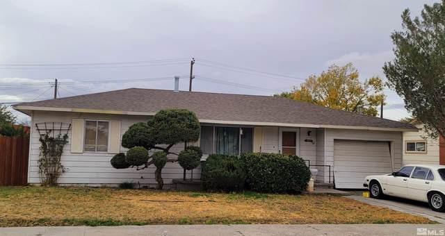 460 S Bailey St., Fallon, NV 89406 (MLS #210016082) :: Colley Goode Group- CG Realty