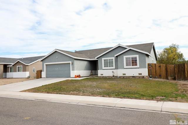 3140 Snowberry, Silver Springs, NV 89429 (MLS #210016088) :: Colley Goode Group- CG Realty
