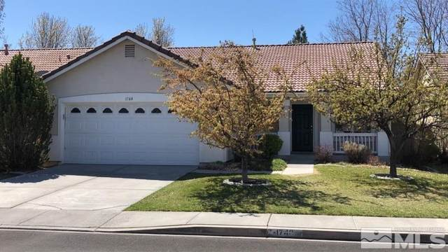 1740 Northrup Court, Reno, NV 89521 (MLS #210016091) :: Colley Goode Group- CG Realty