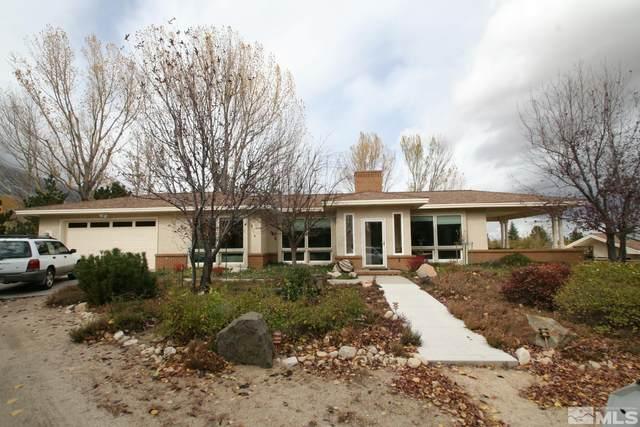 468 Tycoon Ct., Gardnerville, NV 89460 (MLS #210016092) :: Vaulet Group Real Estate