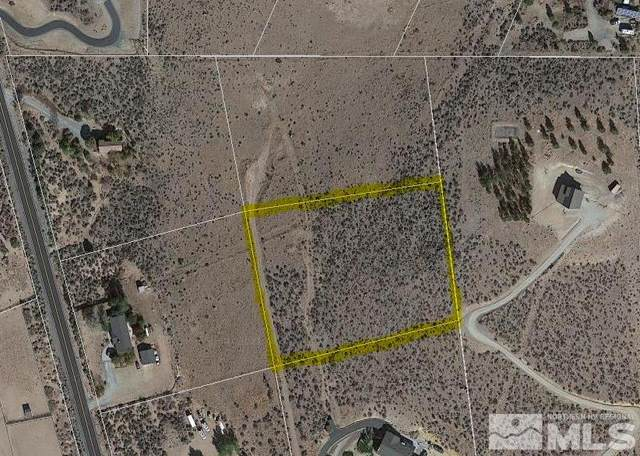 0 Cavataio Cir., Washoe Valley, NV 89704 (MLS #210016095) :: The Coons Team