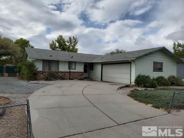 701 Tuscarora Way, Carson City, NV 89701 (MLS #210016098) :: NVGemme Real Estate