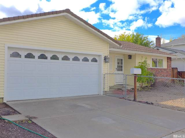 313 Granada Dr, Sparks, NV 89431 (MLS #210016099) :: Colley Goode Group- CG Realty