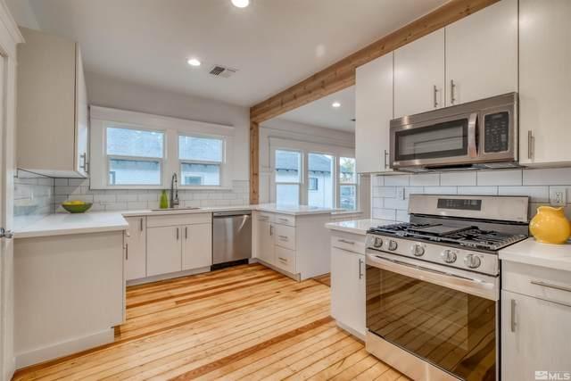 528 Sinclair Street, Reno, NV 89502 (MLS #210016102) :: NVGemme Real Estate