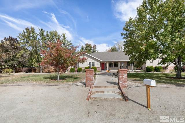877 Chama, Fallon, NV 89406 (MLS #210016135) :: The Coons Team