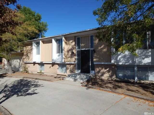 96 E Nimitz Ave., Winnemucca, NV 89445 (MLS #210016139) :: The Coons Team