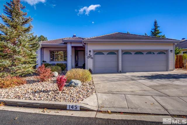 145 Coventry, Carson City, NV 89703 (MLS #210016153) :: Colley Goode Group- CG Realty