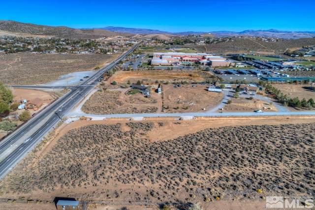0 E Golden Valley Rd, Reno, NV 89506 (MLS #210016154) :: Colley Goode Group- CG Realty