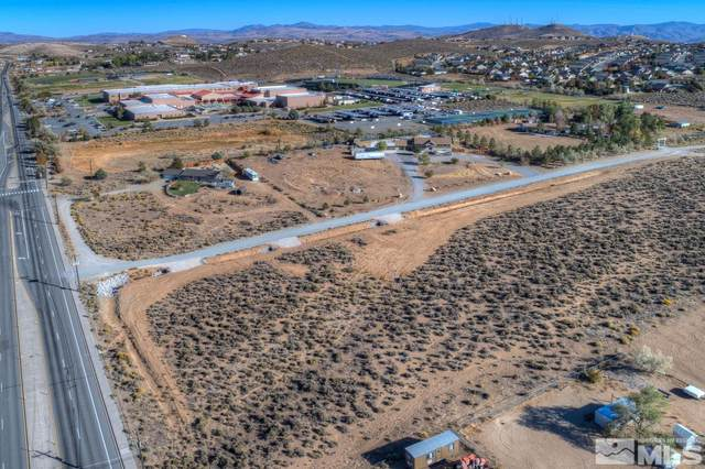 0-2 E Golden Valley Rd, Reno, NV 89506 (MLS #210016155) :: Colley Goode Group- CG Realty