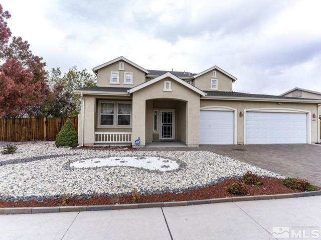 2472 Weaver Place, Reno, NV 89512 (MLS #210016160) :: Colley Goode Group- CG Realty