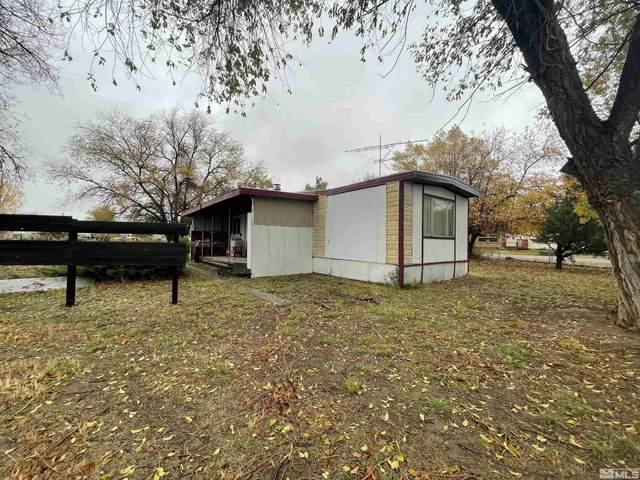 490 Doris Ct, McDermitt, NV 89421 (MLS #210016164) :: Vaulet Group Real Estate