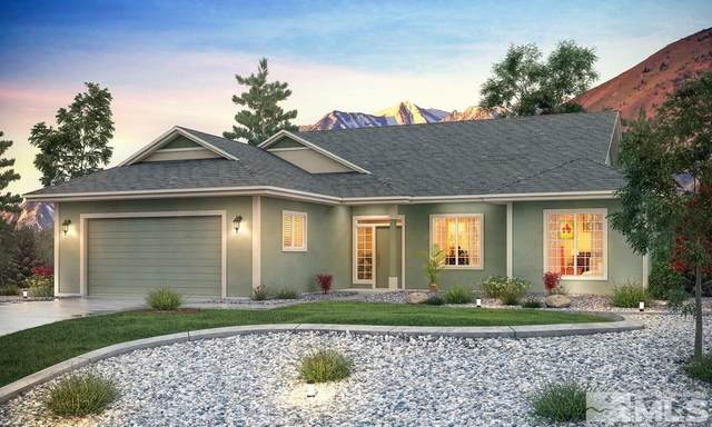 52 Ellies Ct #66, Gardnerville, NV 89460 (MLS #210016183) :: Vaulet Group Real Estate