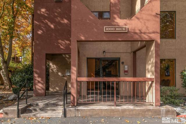 1000 Beck St. #251, Reno, NV 89509 (MLS #210016185) :: Theresa Nelson Real Estate
