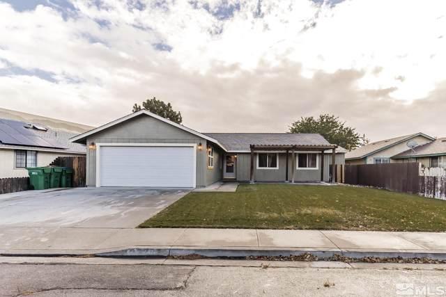 3779 Laynya Ln, Carson City, NV 89706 (MLS #210016186) :: Theresa Nelson Real Estate