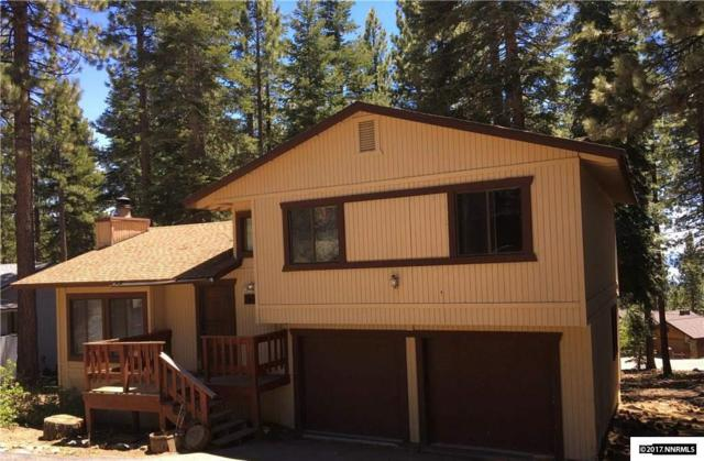 922 Dorcey Dr, Incline Village, NV 89451 (MLS #170008747) :: Marshall Realty
