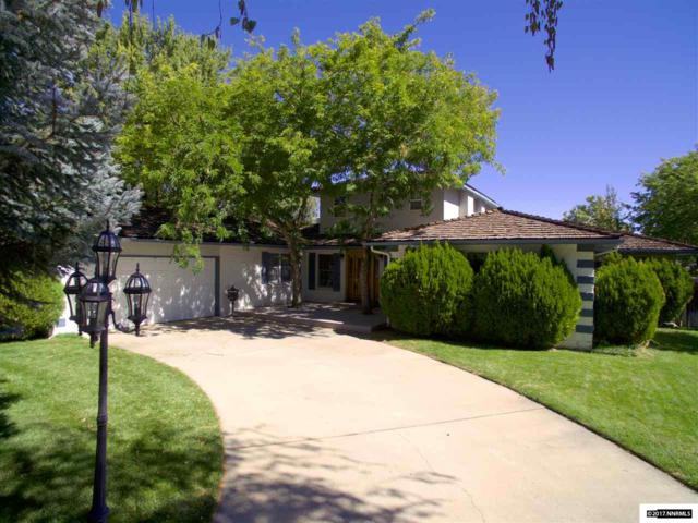 3 Comstock Circle, Carson City, NV 89703 (MLS #170010915) :: Marshall Realty