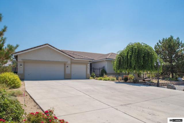 4930 W Hidden Valley, Reno, NV 89502 (MLS #170011873) :: Ferrari-Lund Real Estate