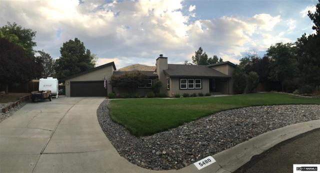 5480 Cypress Point Drive, Reno, NV 89502 (MLS #170012154) :: Joshua Fink Group