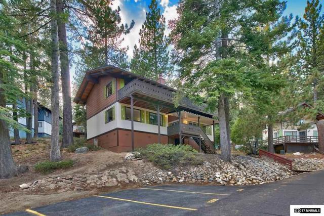 1304 Tirol Drive, Incline Village, NV 89451 (MLS #170014058) :: Chase International Real Estate