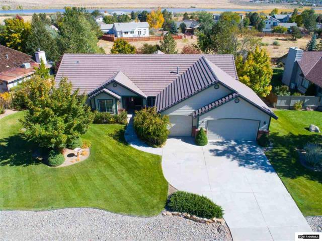 405 Old Washoe Circle, Washoe Valley, NV 89704 (MLS #170014779) :: Marshall Realty