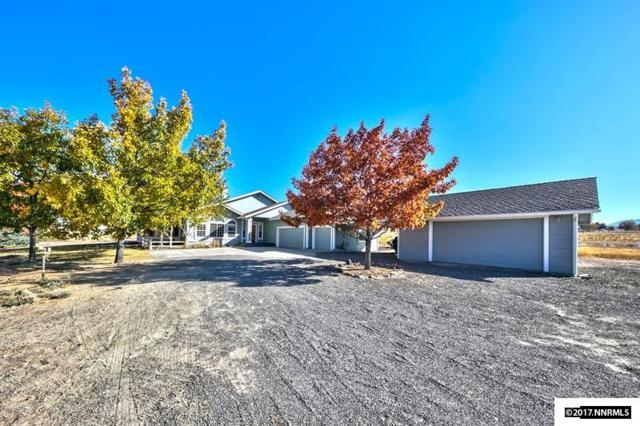 1826 Bitterbrush Ct, Gardnerville, NV 89410 (MLS #170015010) :: Marshall Realty