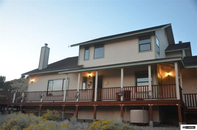 2150 Fish Spring Rd, Gardnerville, NV 89410 (MLS #170015223) :: RE/MAX Realty Affiliates