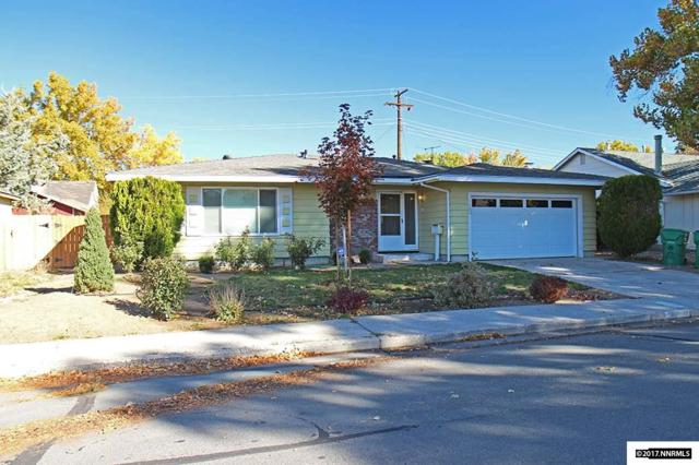1690 Byrd Drive, Sparks, NV 89431 (MLS #170015426) :: Mike and Alena Smith | RE/MAX Realty Affiliates Reno