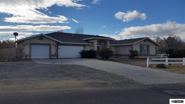 1547 Downs Drive, Minden, NV 89423 (MLS #170015953) :: Chase International Real Estate