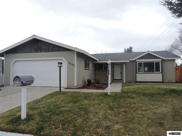 1133 Kingsley, Carson City, NV 89701 (MLS #170016437) :: Mike and Alena Smith | RE/MAX Realty Affiliates Reno