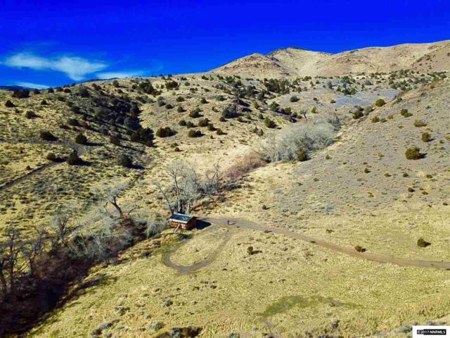 Six Mile Canyon - 80 Acres, Virginia City, NV 89440 (MLS #170016543) :: The Matt Carter Group | RE/MAX Realty Affiliates