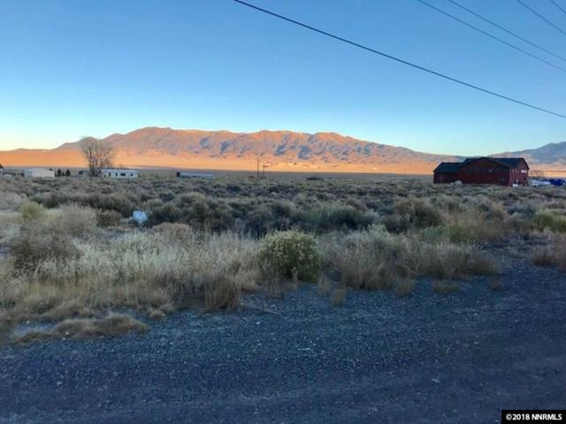 52776 State Hwy 376, Round Mountain, NV 89045 (MLS #180000003) :: Marshall Realty