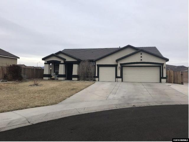 108 June Grass Ct, Dayton, NV 89403 (MLS #180000093) :: Marshall Realty