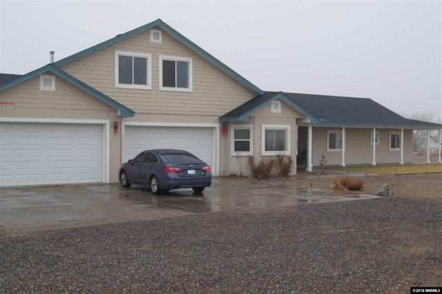 1760 Buckthorn Ct., Minden, NV 89423 (MLS #180000256) :: RE/MAX Realty Affiliates