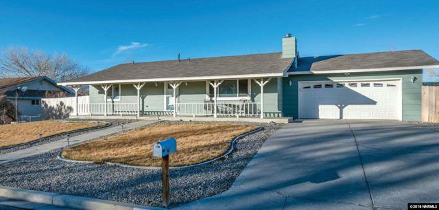 4504 Mustang Dr, Carson City, NV 89701 (MLS #180000332) :: RE/MAX Realty Affiliates