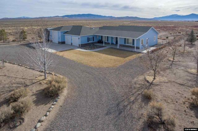 260 Chaparral Drive, Smith, NV 89444 (MLS #180000450) :: Marshall Realty