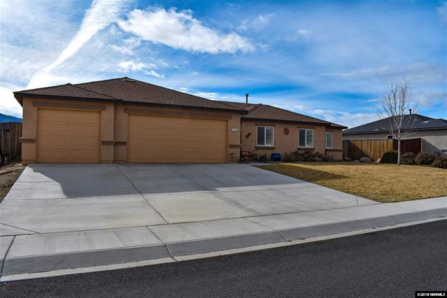 135 Deschutes Dr., Dayton, NV 89403 (MLS #180000804) :: Marshall Realty
