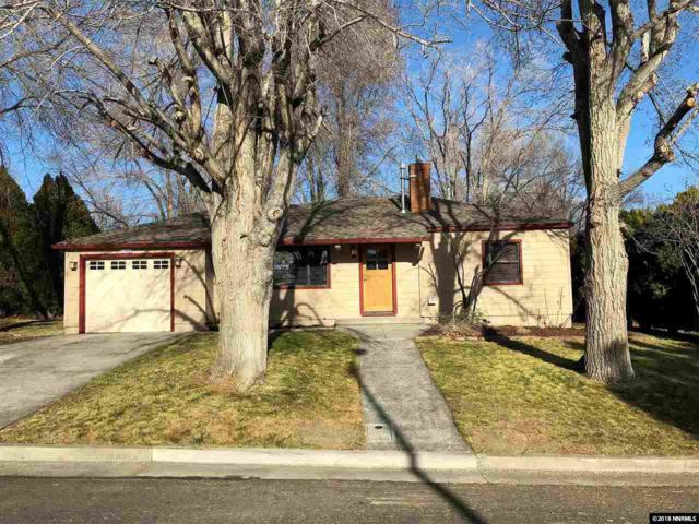 1760 Wesley, Reno, NV 89503 (MLS #180001339) :: RE/MAX Realty Affiliates