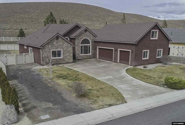 130 Denio Dr.., Dayton, NV 89403 (MLS #180001448) :: NVGemme Real Estate