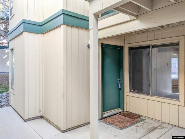 3907 Clear Acre Ln #19, Reno, NV 89512 (MLS #180001971) :: RE/MAX Realty Affiliates