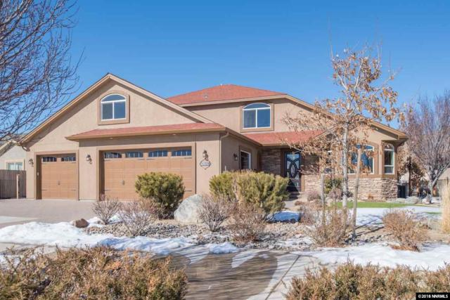 1520 Silver Oak Dr, Carson City, NV 89703 (MLS #180002797) :: The Matt Carter Group | RE/MAX Realty Affiliates