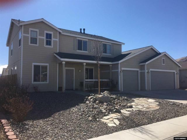 209 Red Wing Dr, Dayton, NV 89403 (MLS #180003081) :: Harcourts NV1