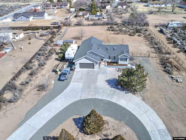 3949 Edmonds Dr, Carson City, NV 89701 (MLS #180003239) :: The Matt Carter Group | RE/MAX Realty Affiliates