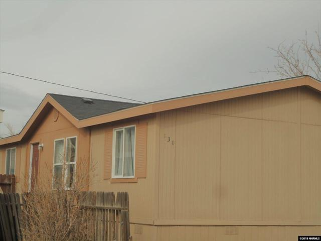 130 Hart Street, Dayton, NV 89403 (MLS #180003245) :: The Matt Carter Group | RE/MAX Realty Affiliates