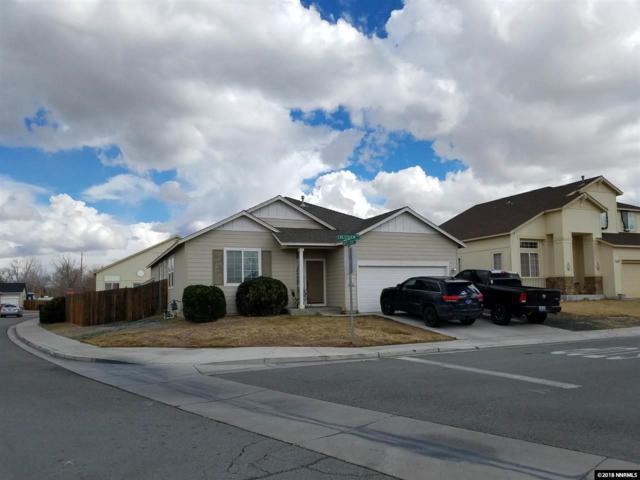 1501 Crestview, Fernley, NV 89408 (MLS #180003336) :: NVGemme Real Estate
