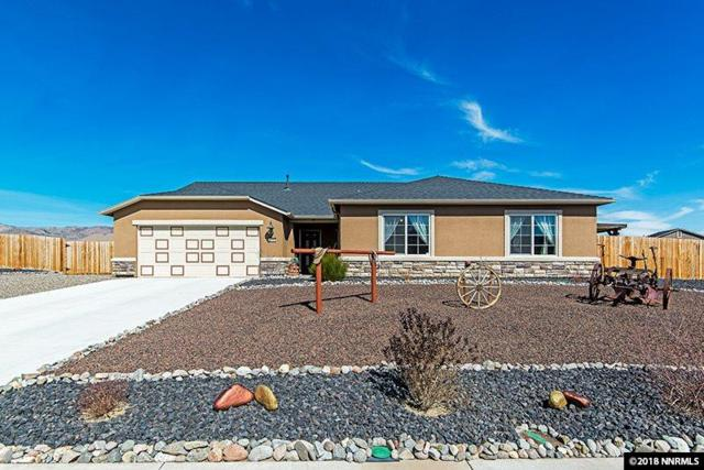 136 Oakmont Drive, Dayton, NV 89403 (MLS #180004246) :: NVGemme Real Estate