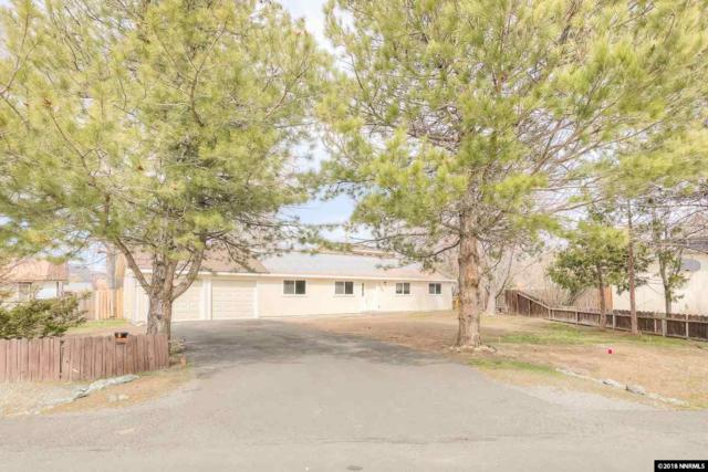 3740 Peregrine Circle, Reno, NV 89508 (MLS #180004343) :: The Mike Wood Team