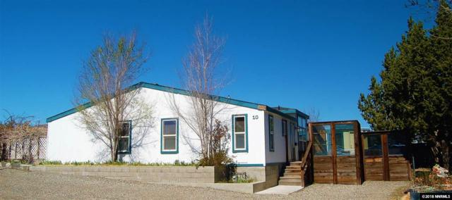 10 Adair Dr., Moundhouse, NV 89706 (MLS #180004465) :: RE/MAX Realty Affiliates