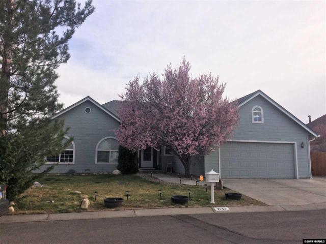 2147 Court Side, Carson City, NV 89703 (MLS #180004491) :: NVGemme Real Estate