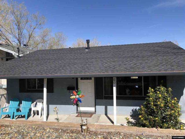 601 Thompson St, Carson City, NV 89703 (MLS #180004537) :: Joseph Wieczorek | Dickson Realty